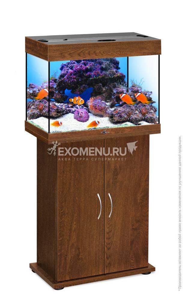 Аквариум Biodesign РИФ 60, 60 л, золотой орех, 56х32х44 см