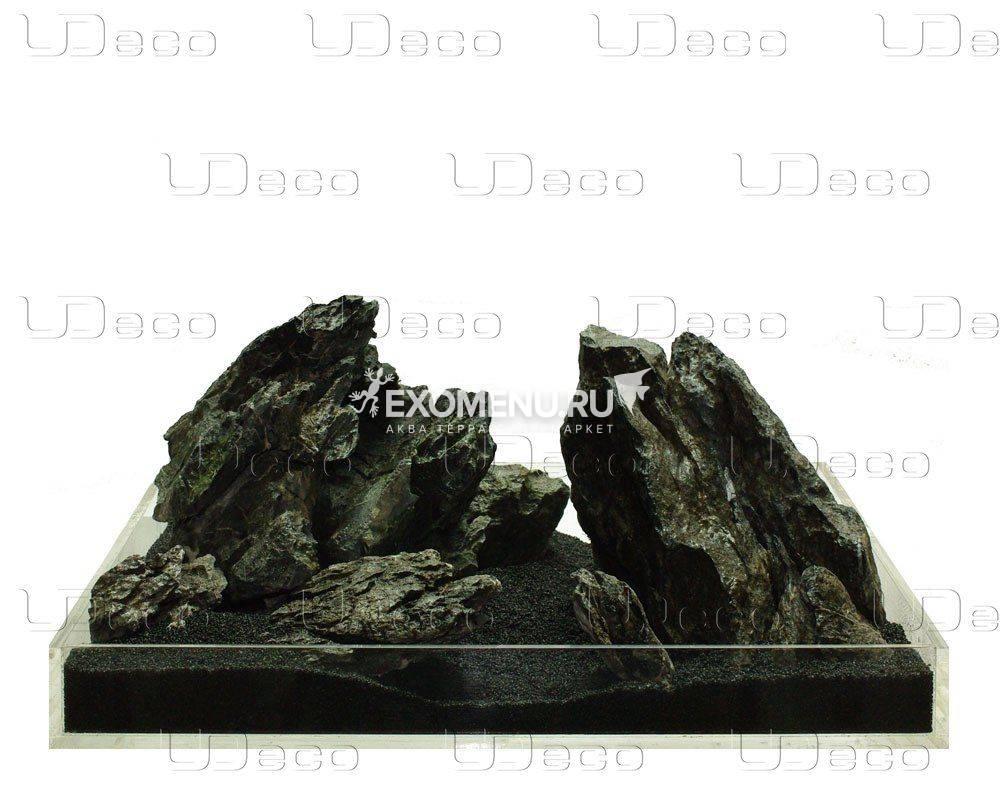 UDeco Grey Mountain MIX SET 30 - Натуральный камень