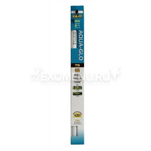 Флуоресцентная лампа Aqua Glo Т5 8 Вт 30 см.