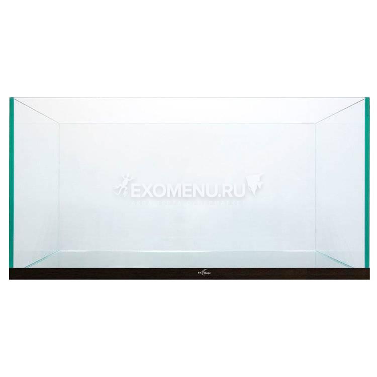 Аквариум Biodesign IWAGUMI 120, для акваскейпинга, 325 л., 120х55х55см, без свет-ка