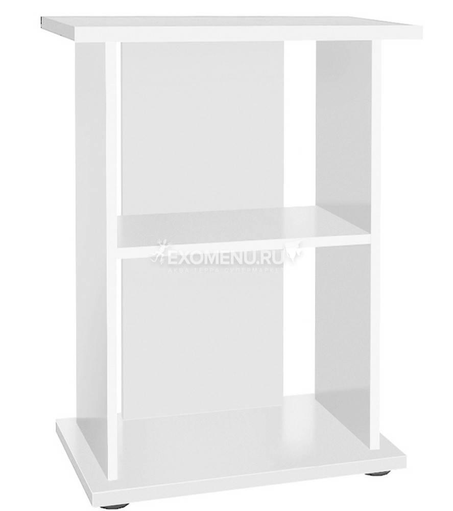Подставка без дверок  РИФ 100 (белая) влагостойкая плита ЛДСП 16 мм, кромка ПВХ 0,45/1мм