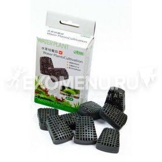 Площадка пластиковая с сеткой для культивации растений (малая) - 8шт/уп