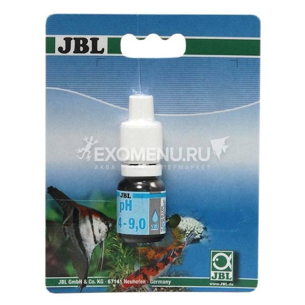 JBL pH 7,4-9,0 Refill - Дополнительный реагент для экспресс-теста JBL pH 7,4-9,0 Test