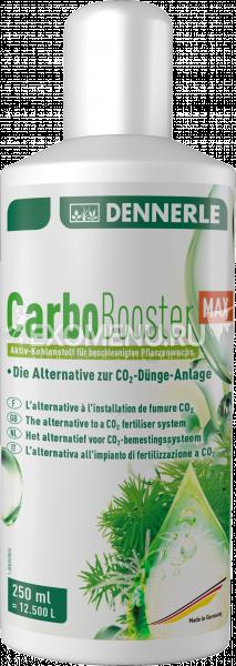 Dennerle Carbo Booster MAX - Натуральное жидкое углеродное удобрение, 500 мл на 25000 л аквариумной воды