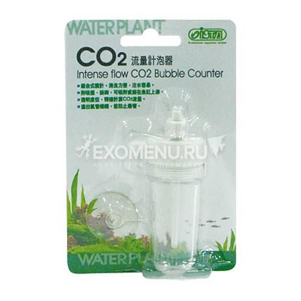 Счетчик пузырьков СО2 интенсивного потока.