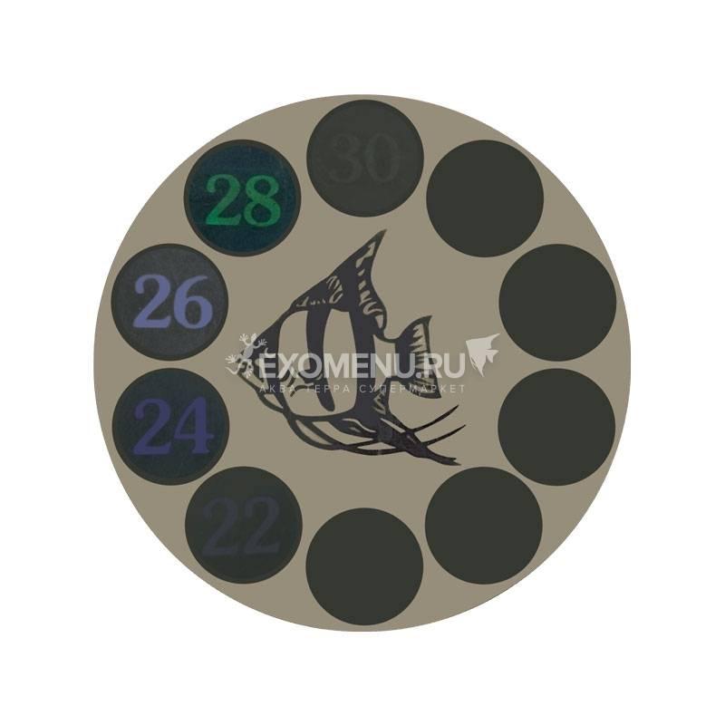 Термометр 0207LF LCD, d-50мм