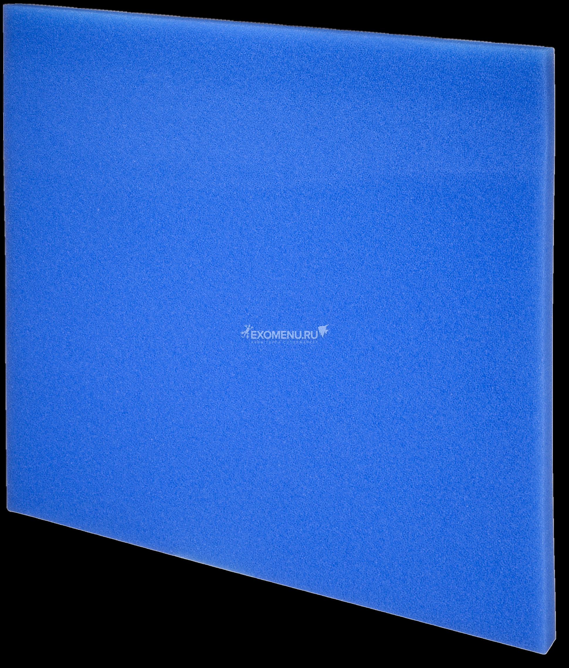 JBL Fine Filter Foam - Листовая губка тонкой фильтрации против любого помутнения воды, 50x50x5 см