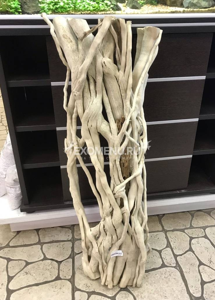 Декор из лианы плюща 40-60 x 30-40