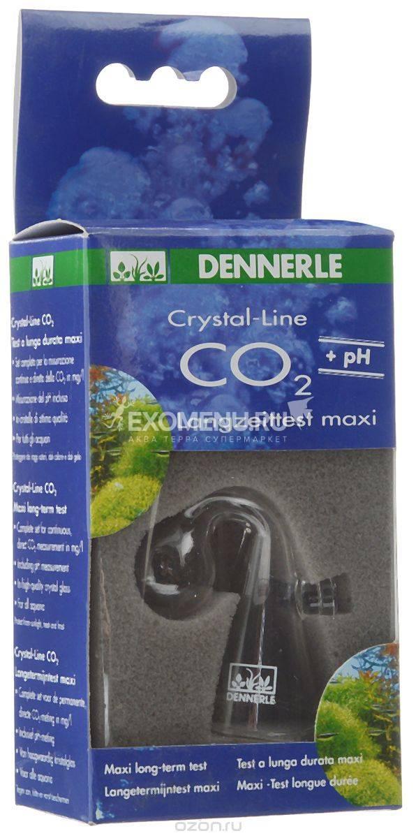 Длительный тест СО2 Maxi для систем Dennerle Crystal-Line