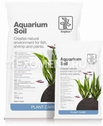 Грунт почвенный Tropica Aquarium Soil 9 л ( 9 кг)