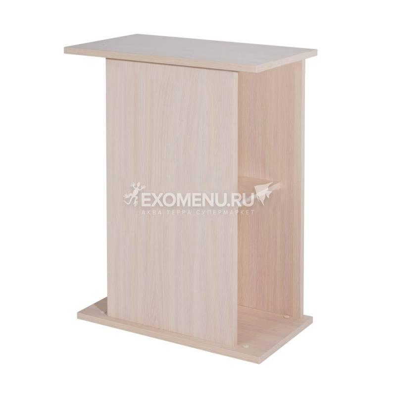 Подставка 50 (505*305*720) без дверки,выбеленный дуб, в коробке, модель 2016