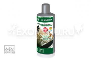 Dennerle Scaper's Green - Высокоэффективное удобрение для аквариумных растений, 100 мл на 1000 л