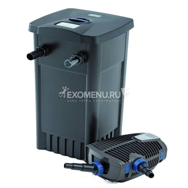 Комплект системы фильтр. Oase FiltoMatic CWS Set 14000