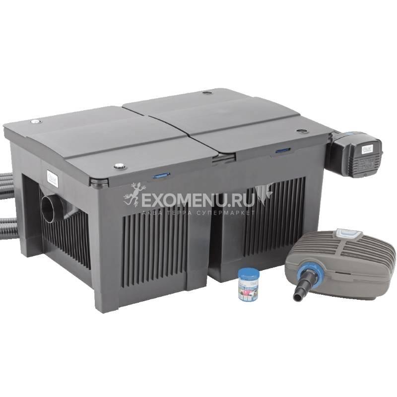 Комплект системы фильтрации Oase BioSmart Set 24000