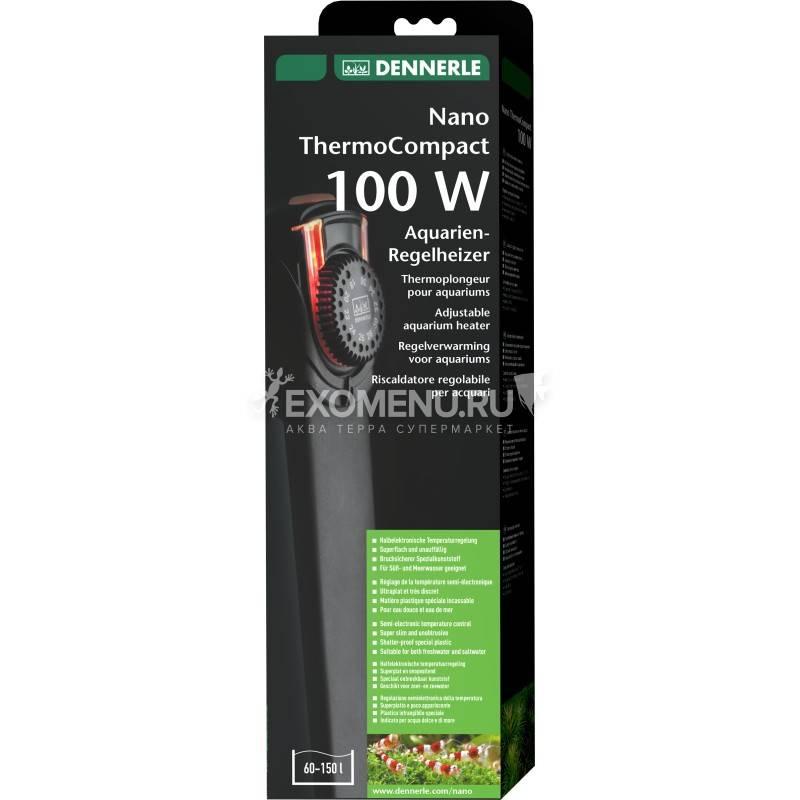 Nano Thermo Compact 100W   Нагреватель