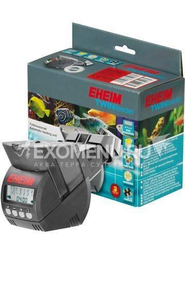 Кормушка автоматическая EHEIM TWIN 3582(на батарейках)