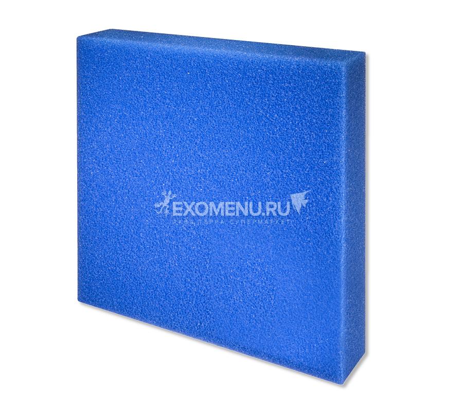 JBL Coarse Filter Foam - Листовая губка грубой фильтрации против любого помутнения воды, 50x50x10 см