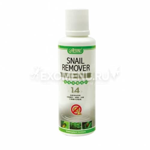 Средство SnailRemover 250мл, для удаления улиток, планирий, пиявок, гидр