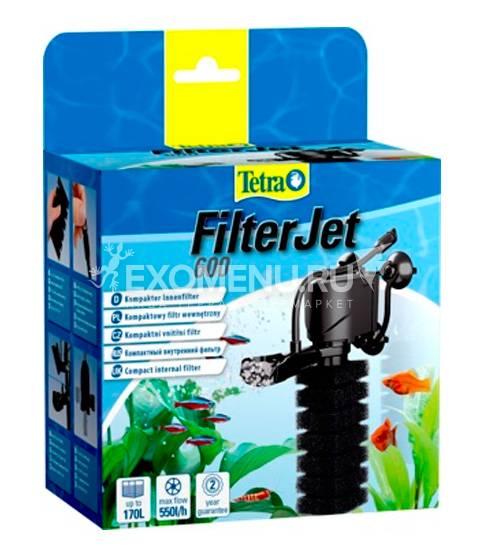 Внутренний фильтр Tetra FilterJet 600, для аквариумов объемом 120-170л