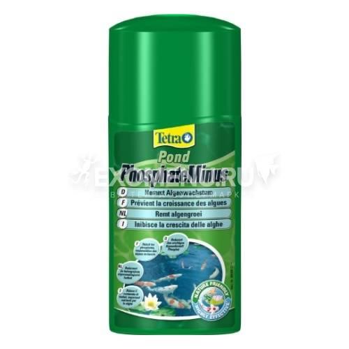 Препарат для воды TetraPond PhosphateMinus 250 ml.