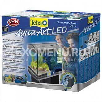 Аквариум Tetra AquaArt 20l LED Goldfish
