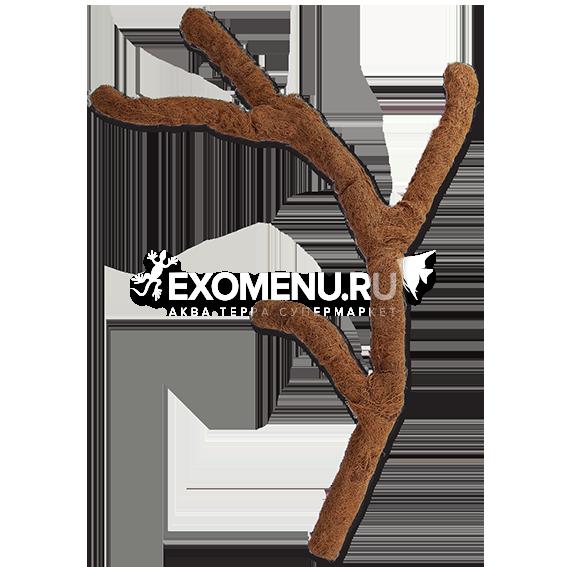 Украшение в виде ветвей из кокоса 120 см