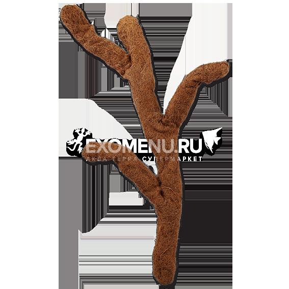 Украшение в виде ветвей из кокоса 80 см