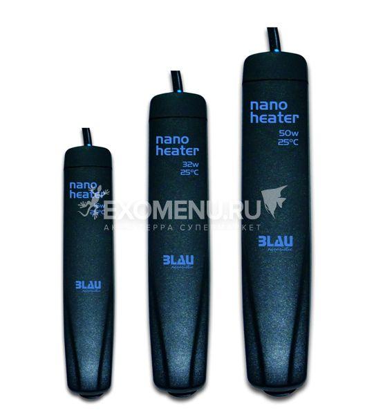 Нагреватель для нано-аквариума BLAU NANO HEATER, 32 Вт