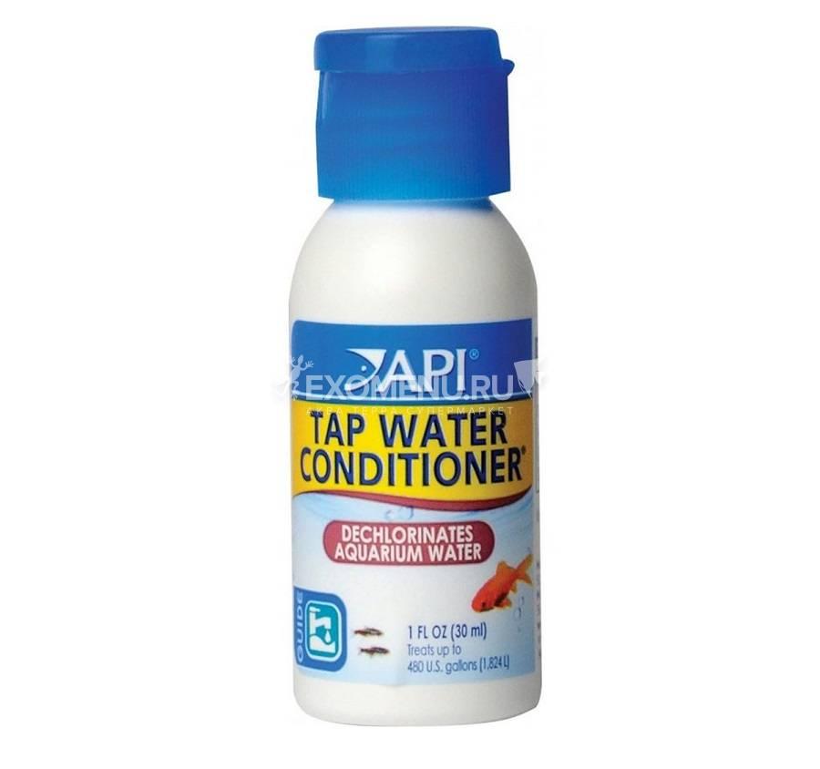 API Tap Water - кондиционер для аквариумной воды, 30 мл.
