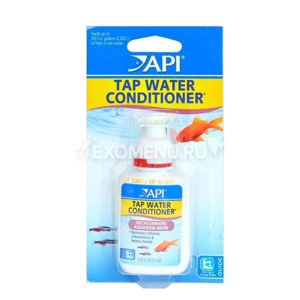 API Tap Water - кондиционер для аквариумной воды, 37 мл.