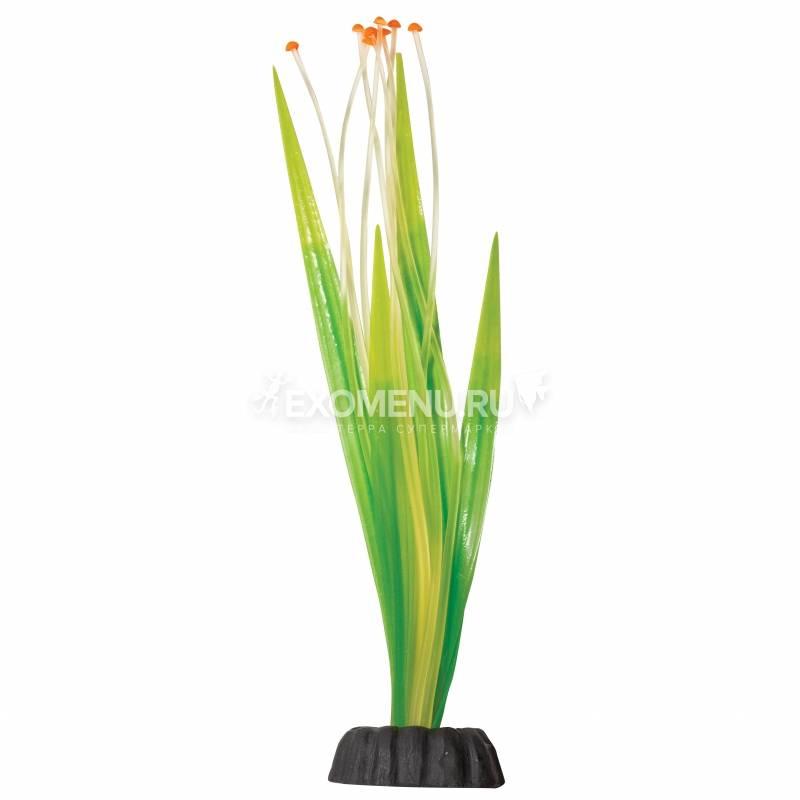 Растение силиконовое светящееся 60*240мм